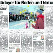 Vorarlbergs Verhältnis zum Umweltschutz