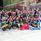 Pokal und Medaillen für die VEU Feldkirch