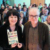 Schriftsteller Monika Helfer und Michael Köhlmeier bei Russmedia