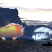 Kunst rückt den Südpol in den Fokus