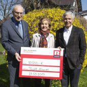 50.000 Euro an Projekt Albanien