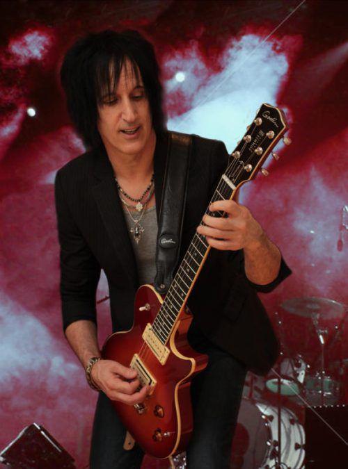 "Steve Fister präsentiert sein neues Album""Alive in Europe"" in Hard. Steve Fister"
