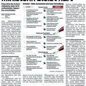 Keine Reform, Fake-News