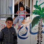 Mehr als fünf Millionen Syrer auf der Flucht