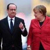 Berlin und Paris weisen Nazi-Vergleich zurück