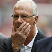 Beckenbauer in der Schweiz sehr kooperativ