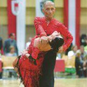 Dancing Stars in Perfektion in Koblach zu bestaunen