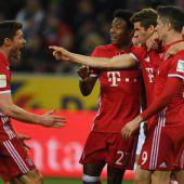 Erstes Müller-Tor nach 99 Tagen bringt Sieg