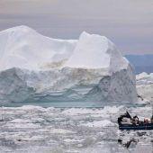 Seit 1997 schmilzt das Eis auf Grönland rascher
