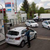 H2-Tankstellen werden mehr