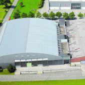 Messehalle 5 wird neu gebaut statt saniert