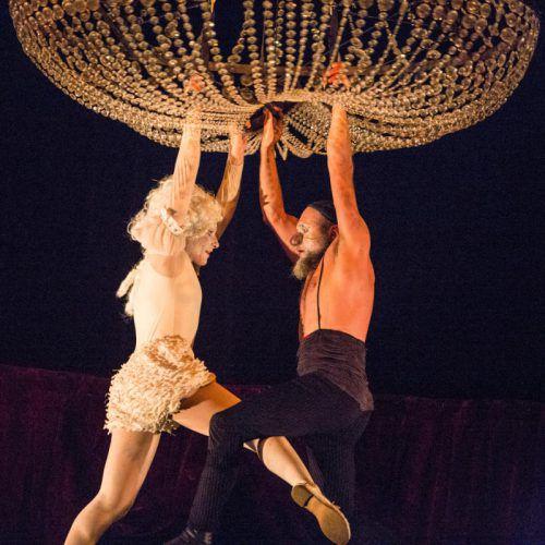 Anspruchsvolles Zirkustheater wie jenes von Les Rois Vagabonds findet immer mehr Anhänger und wird auch in Österreich produziert. Sams