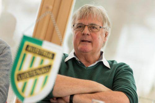Über 30 Jahre lang prägte Hubert Nagel den Fußball bei Austria Lustenau und in Österreich. Heute feiert er seinen 70. Geburtstag. stiplovsek