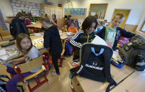 Im kommenden Jahr werden wieder 80 Millionen Euro in Sprachförderung, Schulsozialarbeiter oder Schulpsychologen fließen. Foto:APA