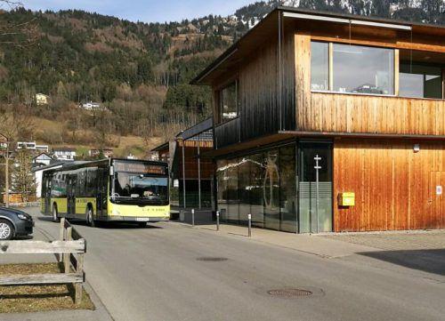Im Ludescher Gemeindeamt regiert weiter der Sparstift. Investieren nur dort, wo es notwendig ist, heißt die Devise. Foto: nas