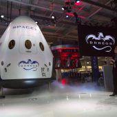 Erste Mond-Touristen in den Startlöchern