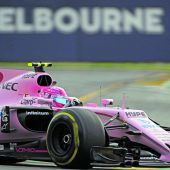 Hamilton dominiert, Vettel am Tüfteln