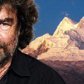 Über Leben mit Reinhold Messner