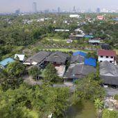 Die Grüne Lunge in Bangkok ist in Gefahr
