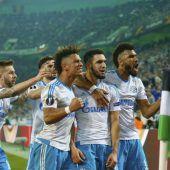 Schalke schaltet Gladbach aus