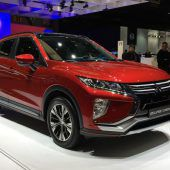 Mitsubishi-SUV mit coupéhaftem Charakter