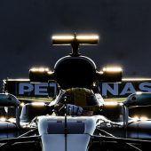 Ferraris Warnsignal an Mercedes