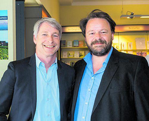 Marco Spitzar (l.) und Christian Vögel.