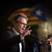 Berufsverbot für Kataloniens Ex-Premier