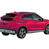 Neues SUV von Mitsubishi steht in Genf