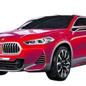 Aufholjagd: Modelloffensive von BMW