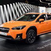 Generationenwechsel bei Subaru-SUV