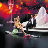 Dinner & Casino am Sonntagabend genießen