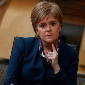 Schotten wollen ein zweites Referendum