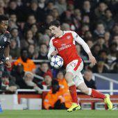 FC Bayern demütigt Arsenal