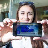 Österreich liegt EU-weit im digitalen Mittelfeld