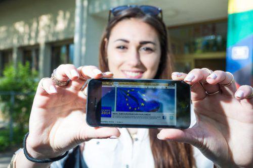 Österreich ist EU-Zehnter bei der Digitalisierung. Foto: VN/steurer