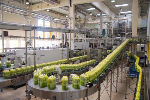 Pfanner investiert heuer zehn Millionen Euro in die Produktion.