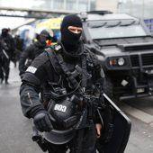 Paris ist wieder im Krisenmodus