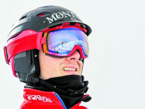 Schielt noch auf den Weltcup: Alessandro Hämmerle. Foto: gepa