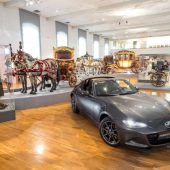 Vorarlberg ist für Mazda das Vorzeige-Bundesland