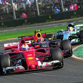 Vettel sorgt für Alarmstufe Rot