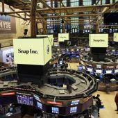 Snapchat-Mutter holt Milliarden an der Börse