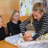 Neue Babysitter für Lustenau