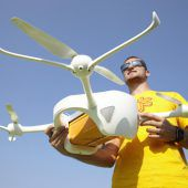 Im Tessin beginnt die Drohnenzeit