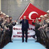Land kann Auftritte von Erdogans AKP verbieten