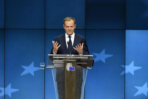 Tusk soll als Zeuge in Warschau befragt werden.  Foto: AFP