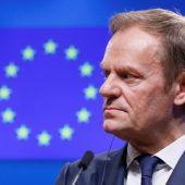 Polnische Regierung legt sich mit Donald Tusk an