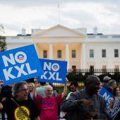 Bau von umstrittener Pipeline genehmigt