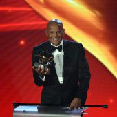 Harry Belafonte feiert 90. Geburtstag