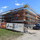 Halbzeit für Wohnprojekt in Feldkirch